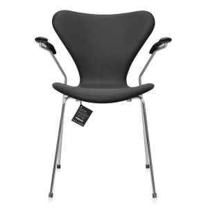 NY Arne Jacobsen 3207 Alaska Sort Anilin
