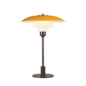 PH 3½-2½ Bordlampe Gul