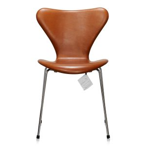 Ny Arne Jacobsen Syveren 3107 Legance Cognac Anilin