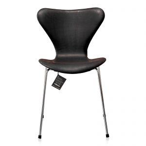 NY Arne Jacobsen 3107 Vacona Sort Anilin