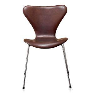 Arne Jacobsen 3107 Alaska Mokka Anilin