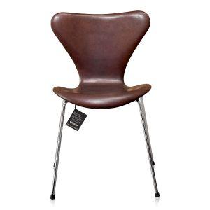 NY Arne Jacobsen 3107 Alaska Mokka Anilin