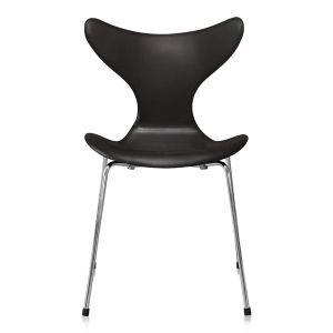 Arne Jacobsen Mågen 3108 Classic Sort Semi Anilin