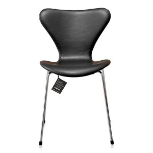 NY Arne Jacobsen 3107 Nevada Sort Anilin