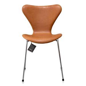 NY Arne Jacobsen 3107 Vacona Cognac Anilin
