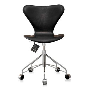 NY Arne Jacobsen 3117 Vacona Sort Anilin