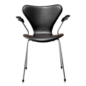 Arne Jacobsen 3207 Classic Sort Semi Anilin