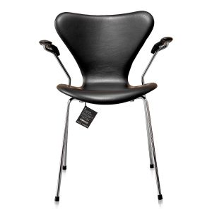 NY Arne Jacobsen 3207 Classic Sort Semi Anilin