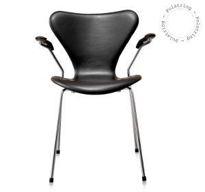 Polstring Arne Jacobsen 7'er stol (Model 3207)