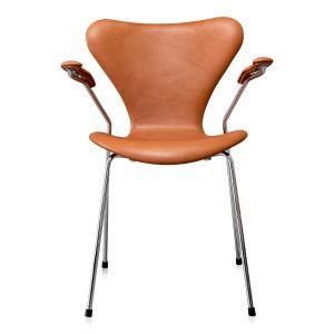 Arne Jacobsen 3207 Elegance Walnut Anilin