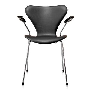 Arne Jacobsen 3207 Nevada Sort Anilin