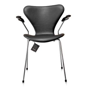 NY Arne Jacobsen 3207 Nevada Sort Anilin