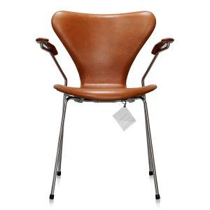 NY Arne Jacobsen 3207 Legance Cognac Anilin