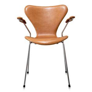 NY Arne Jacobsen 3207 Vacona Nougat Anilin