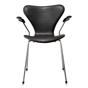 Arne Jacobsen 3207 Vacona Sort anilin