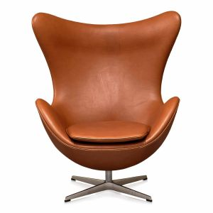 Arne Jacobsen Ægget Originalt Elegance Walnut Anilin