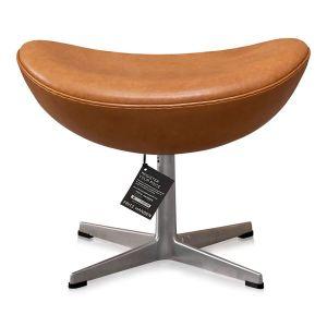 NY Arne Jacobsen Skammel 3127 Vacona Cognac Anilin