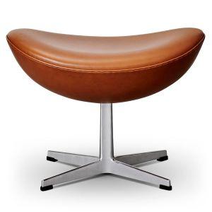 NY Arne Jacobsen Skammel 3127 Classic Cognac Semi Anilin
