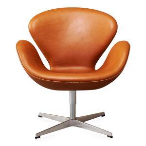 Arne Jacobsen Svanen Elegance Walnut anilin