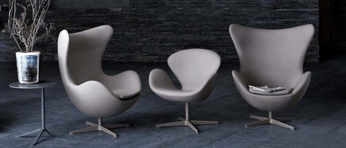 Designerlænestole